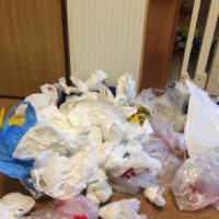 大掃除を何からするか悩んだのでレジ袋の整理収納から初めてみた結果