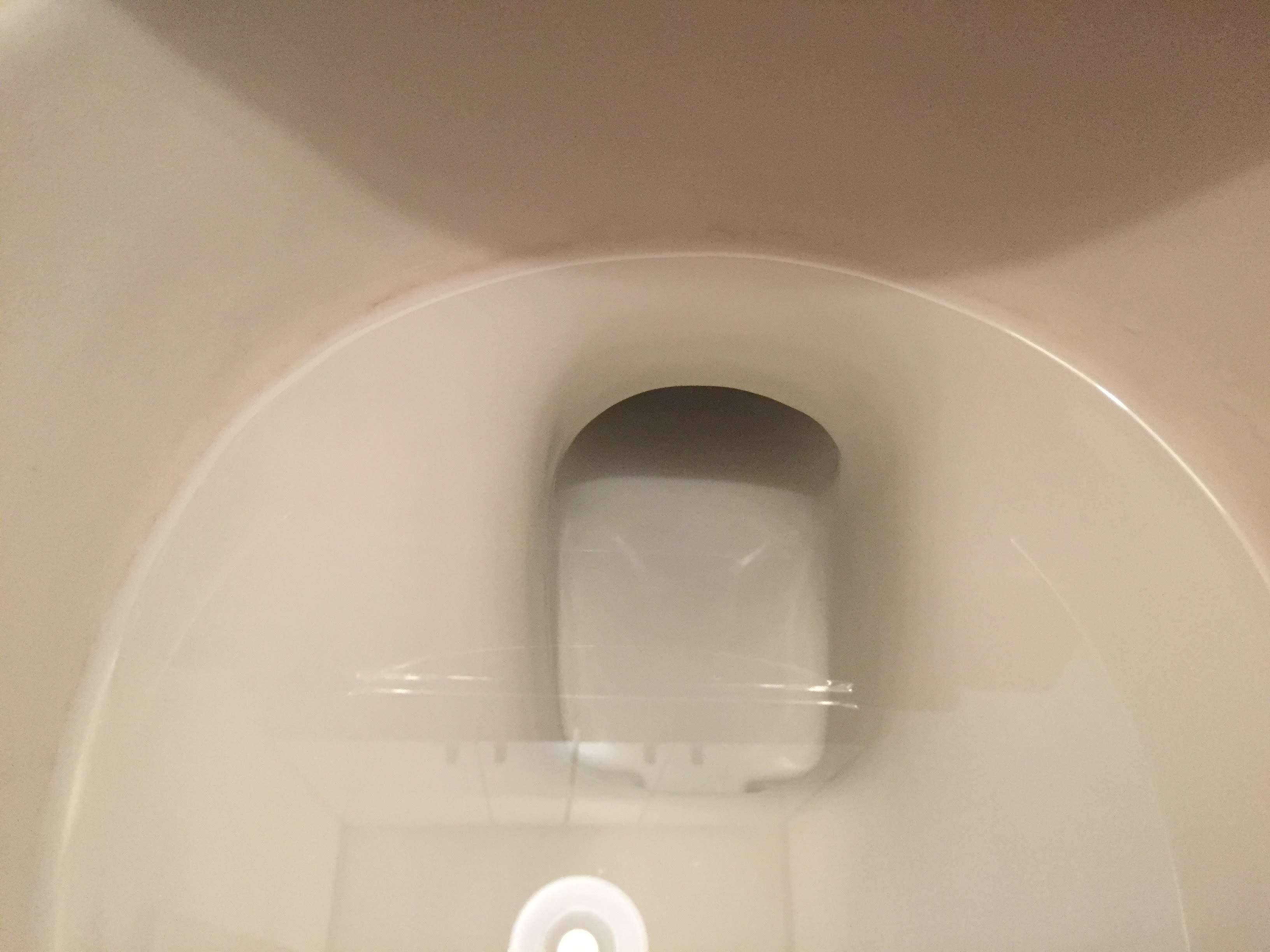 重曹 トイレ
