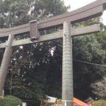 高千穂神社のご利益にあやかりたくて夫婦杉を廻ってきたよ