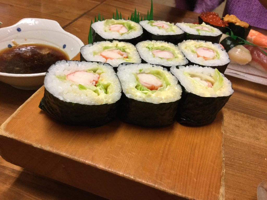 竹寿司のお寿司