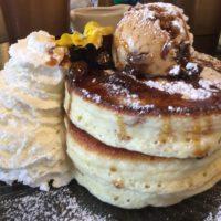 カフェ坂の下でパンケーキ!メニューと子連れで行った感想を書いてみる。