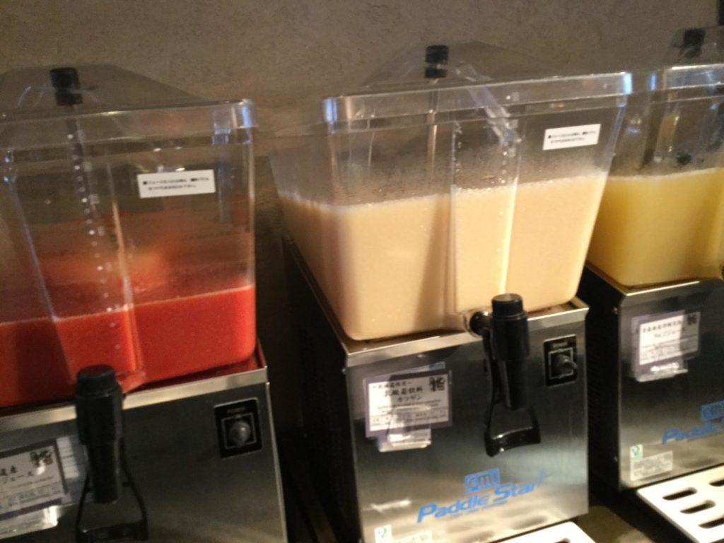 ラビスタ函館ベイの朝食カツゲン