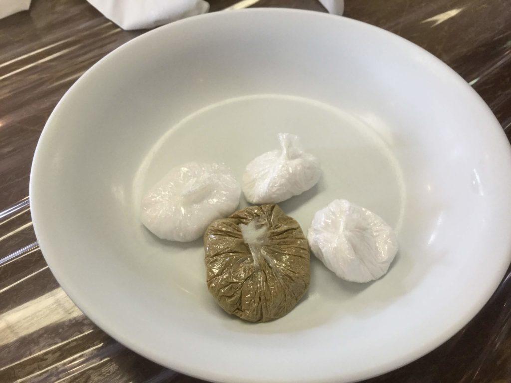 南ヶ丘牧場ソーセージ調味料